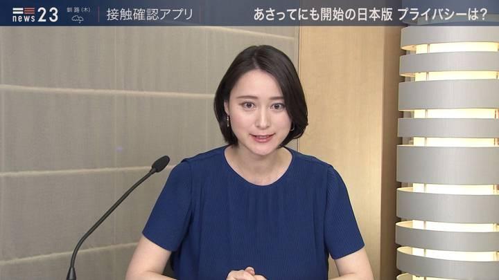 2020年06月17日小川彩佳の画像05枚目