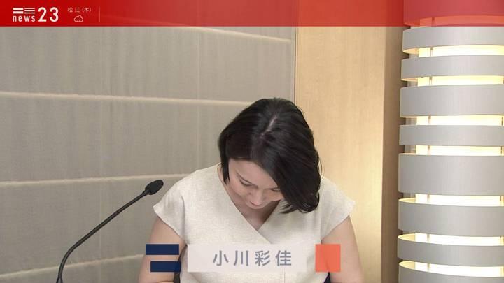 2020年07月01日小川彩佳の画像03枚目