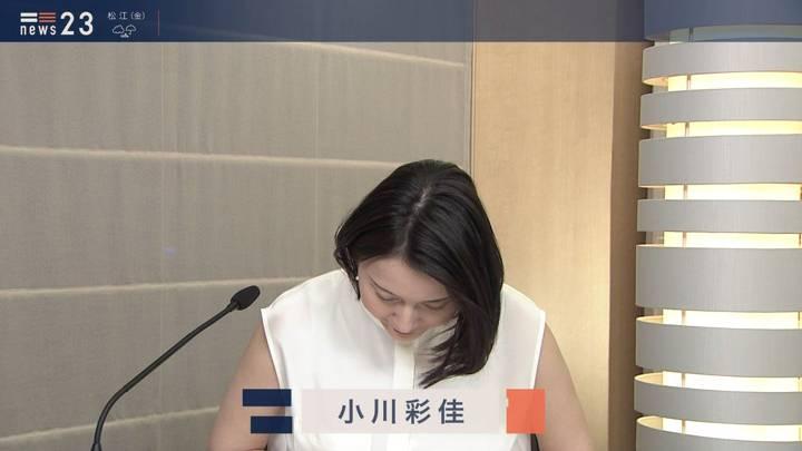 2020年07月02日小川彩佳の画像02枚目