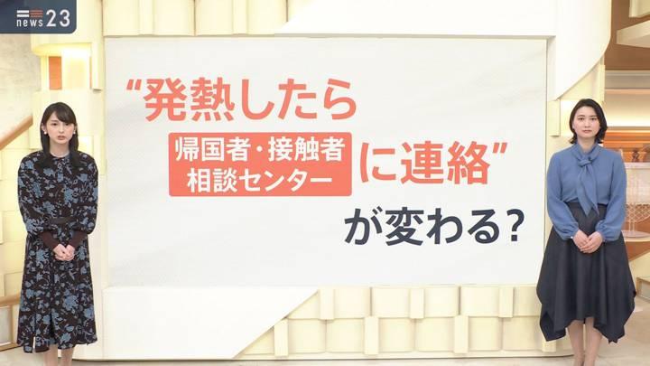 2020年10月19日小川彩佳の画像05枚目
