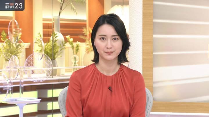 2020年10月20日小川彩佳の画像01枚目