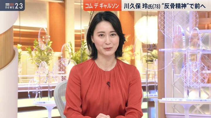 2020年10月20日小川彩佳の画像03枚目