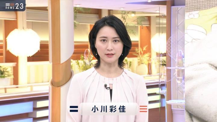 2020年10月21日小川彩佳の画像01枚目