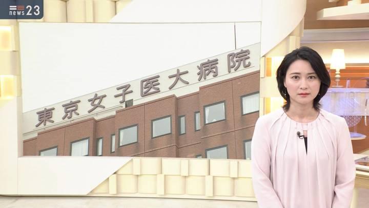 2020年10月21日小川彩佳の画像02枚目