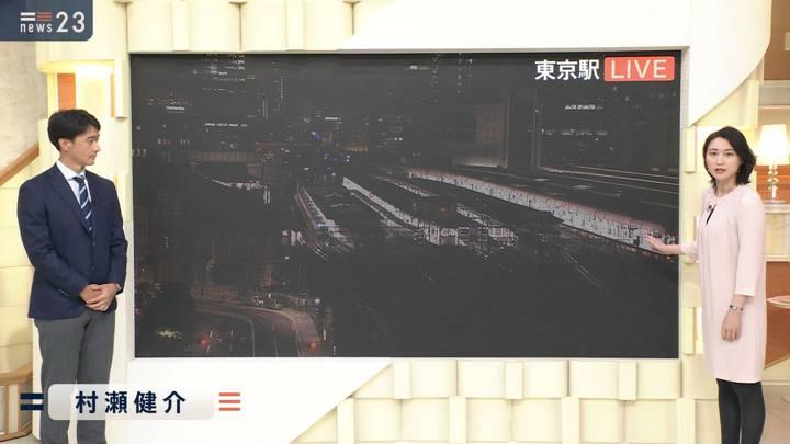 2020年10月21日小川彩佳の画像03枚目