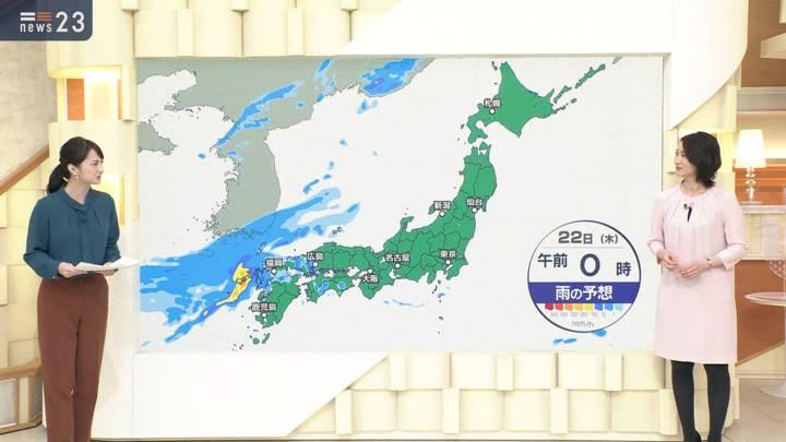 2020年10月21日小川彩佳の画像12枚目