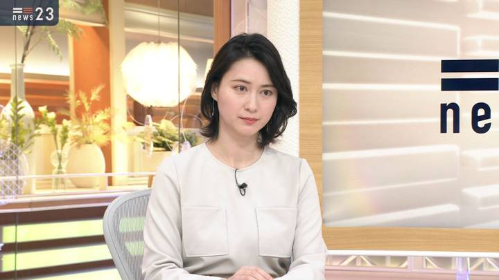 2020年10月22日小川彩佳の画像02枚目