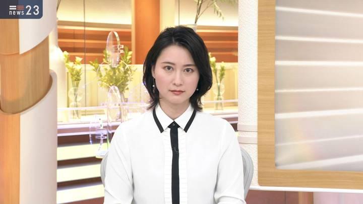 2020年10月23日小川彩佳の画像01枚目