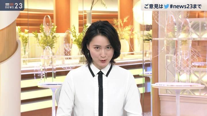 2020年10月23日小川彩佳の画像07枚目