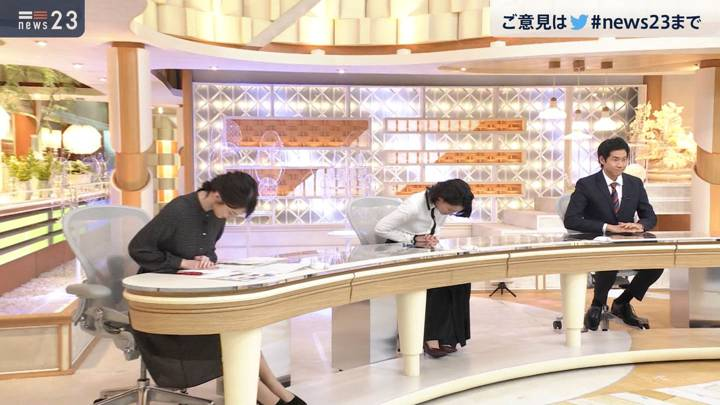2020年10月23日小川彩佳の画像08枚目