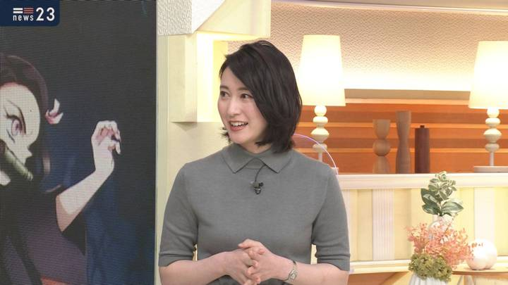 2020年10月26日小川彩佳の画像03枚目