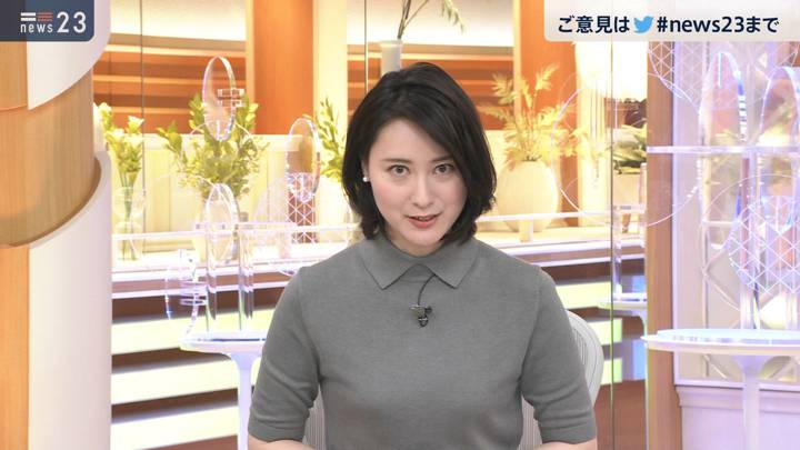 2020年10月26日小川彩佳の画像11枚目