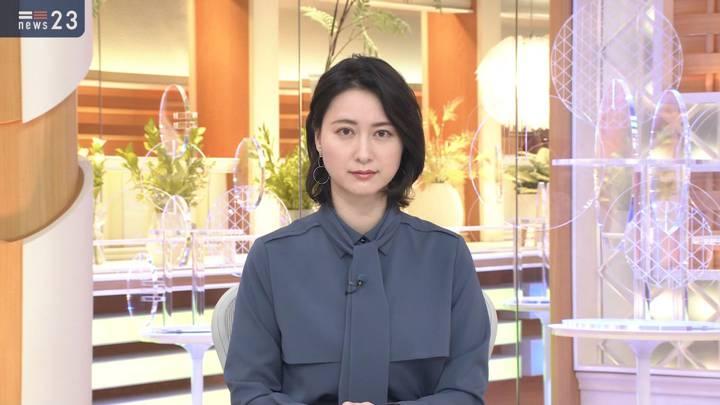2020年10月27日小川彩佳の画像01枚目