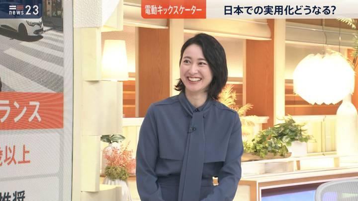 2020年10月27日小川彩佳の画像09枚目