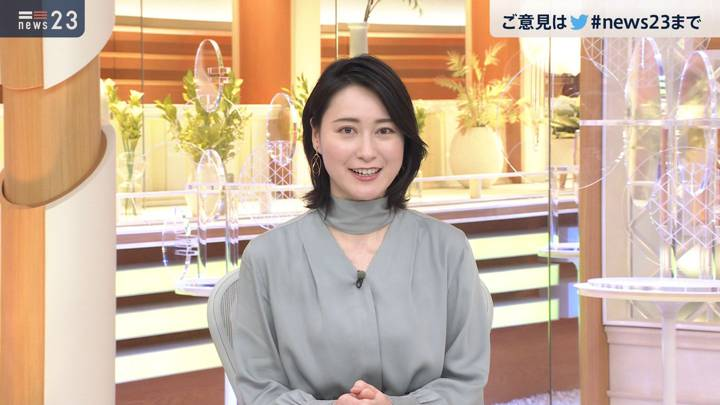2020年10月28日小川彩佳の画像10枚目