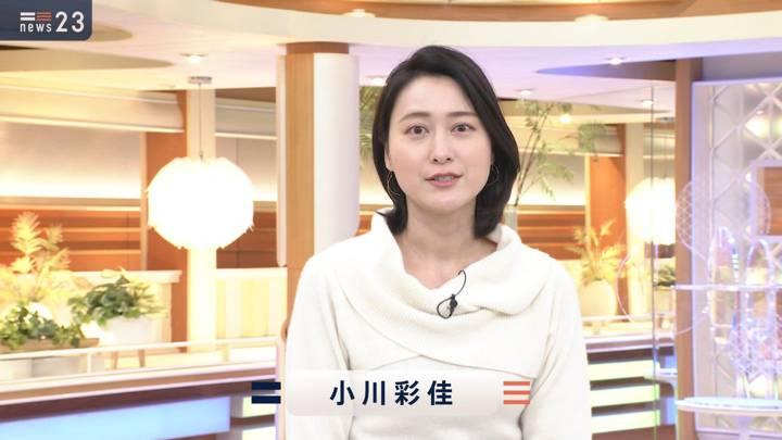 2020年10月29日小川彩佳の画像02枚目