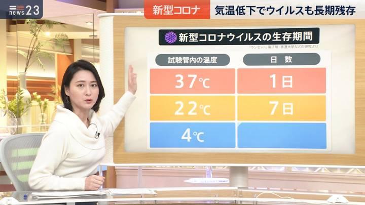 2020年10月29日小川彩佳の画像04枚目