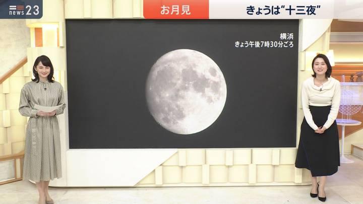 2020年10月29日小川彩佳の画像08枚目