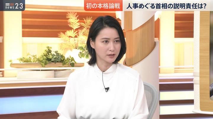 2020年11月02日小川彩佳の画像07枚目