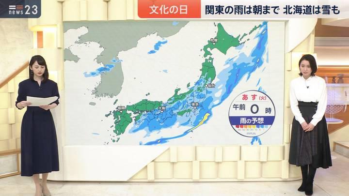 2020年11月02日小川彩佳の画像11枚目