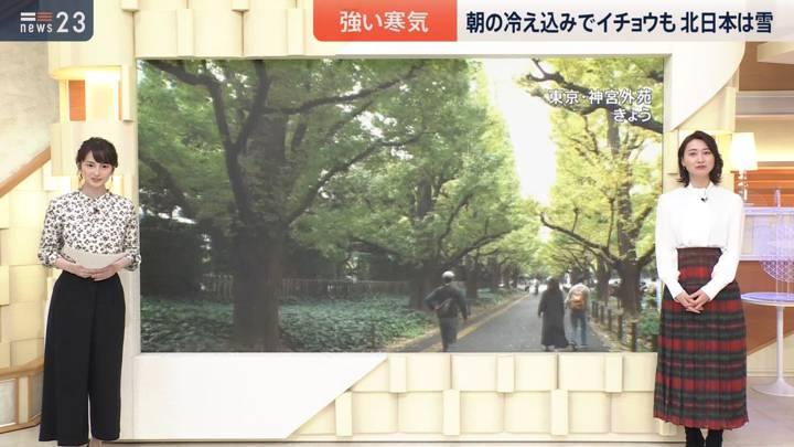 2020年11月03日小川彩佳の画像08枚目