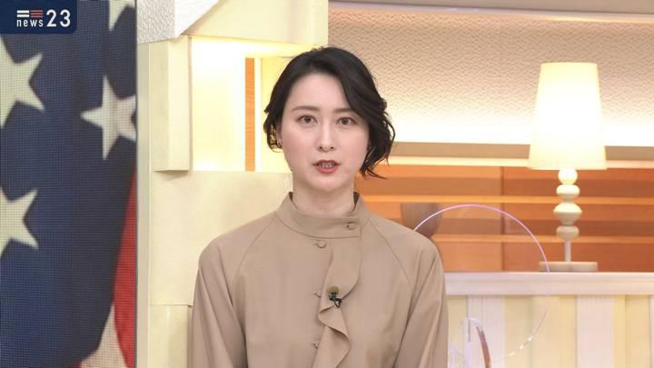 2020年11月04日小川彩佳の画像04枚目
