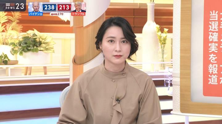 2020年11月04日小川彩佳の画像06枚目