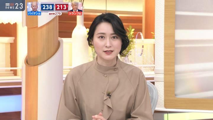 2020年11月04日小川彩佳の画像08枚目