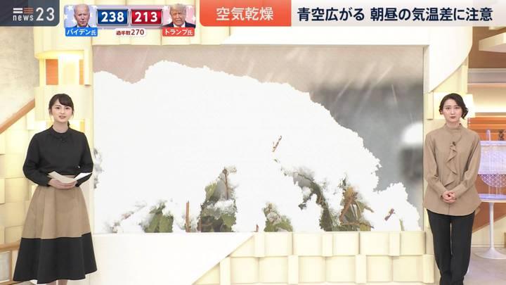 2020年11月04日小川彩佳の画像13枚目