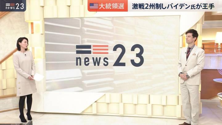 2020年11月05日小川彩佳の画像02枚目