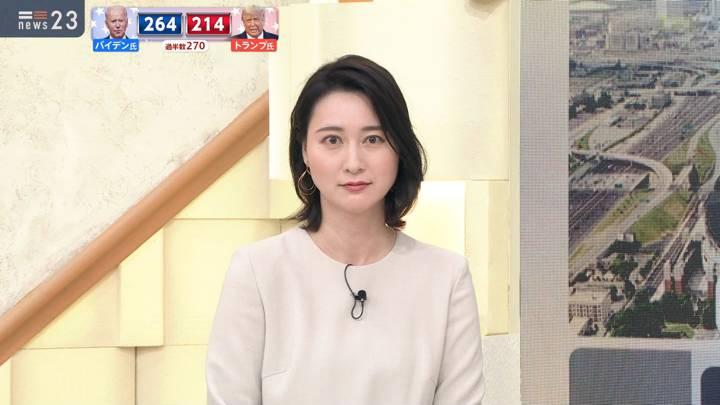2020年11月05日小川彩佳の画像03枚目