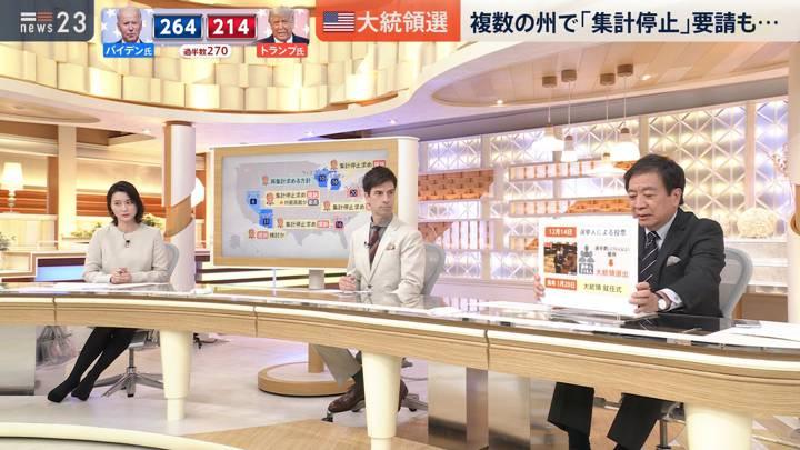 2020年11月05日小川彩佳の画像05枚目