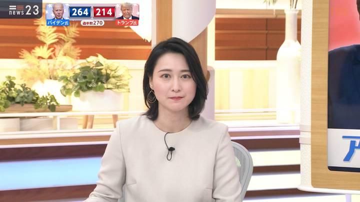 2020年11月05日小川彩佳の画像06枚目