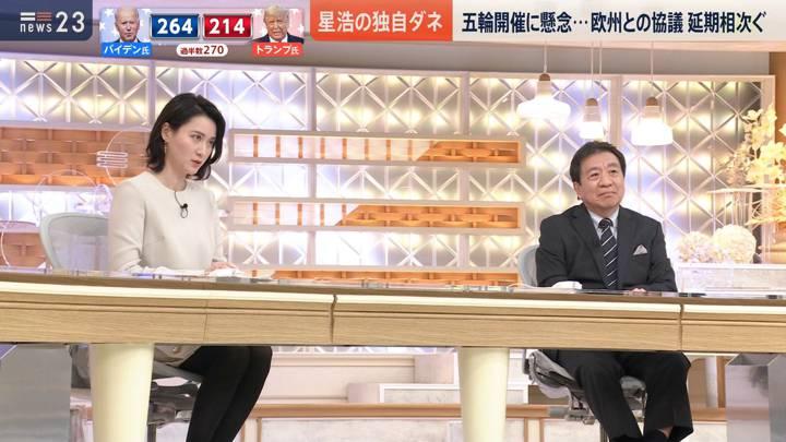 2020年11月05日小川彩佳の画像07枚目