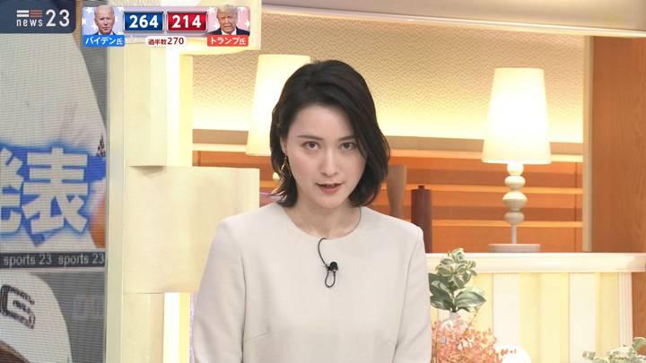 2020年11月05日小川彩佳の画像09枚目