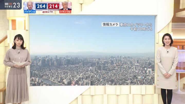 2020年11月05日小川彩佳の画像12枚目