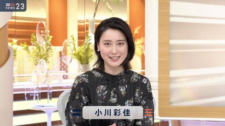 2020年11月06日小川彩佳の画像02枚目