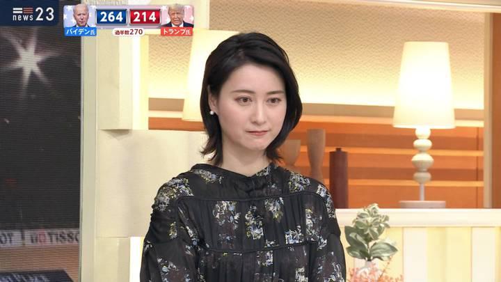 2020年11月06日小川彩佳の画像05枚目