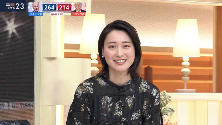2020年11月06日小川彩佳の画像06枚目
