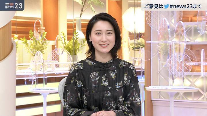 2020年11月06日小川彩佳の画像10枚目