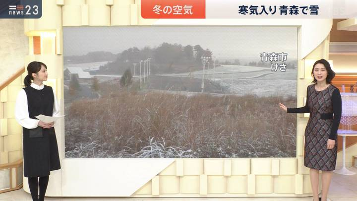 2020年11月09日小川彩佳の画像08枚目