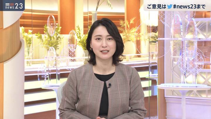 2020年11月10日小川彩佳の画像16枚目