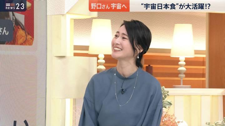 2020年11月16日小川彩佳の画像05枚目