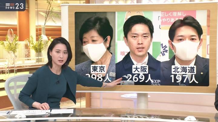2020年11月17日小川彩佳の画像06枚目