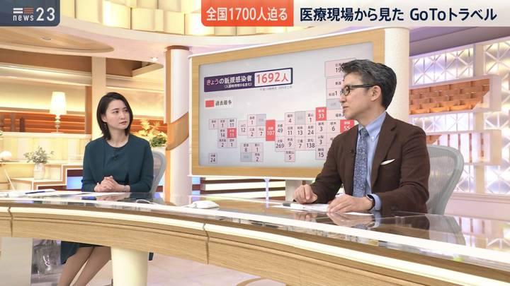 2020年11月17日小川彩佳の画像07枚目