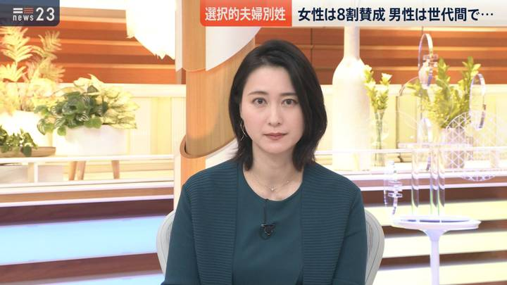 2020年11月17日小川彩佳の画像11枚目