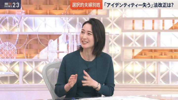 2020年11月17日小川彩佳の画像12枚目