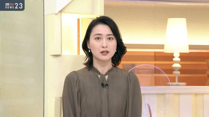 2020年11月18日小川彩佳の画像01枚目