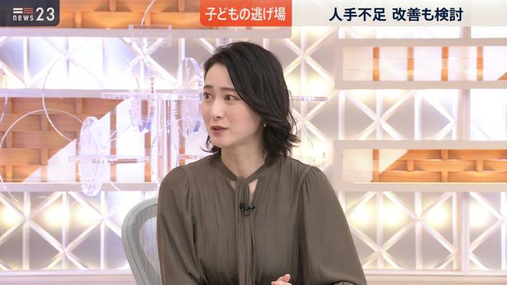 2020年11月18日小川彩佳の画像04枚目