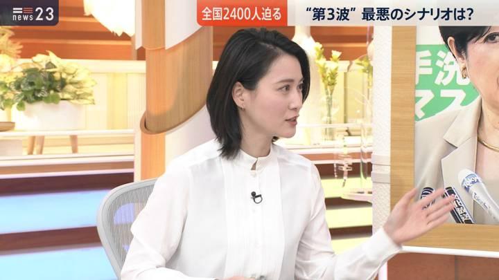 2020年11月19日小川彩佳の画像03枚目